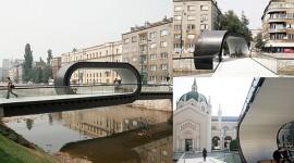 Festina Lente Bridge สะพานสู่สถาบันศิลปะ