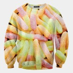 Fruit Jelly Candy Sweater