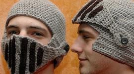 หมวกไหมพรม เท่ห์สไตล์นักรบในหน้าหนาว