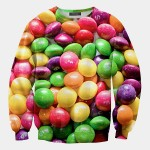 Skittles Candy Sweater