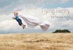 รูปเด็กน่ารักจากสมุดภาพ Flying Henry