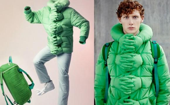 เสื้อแจ็คเก็ต สวมกอดด้วยมือที่แสนอบอุ่น
