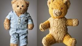 รวมภาพตุ๊กตาหมีตัวเก่าสุดโปรดจากทั่วโลก