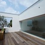 Rooftop terrace