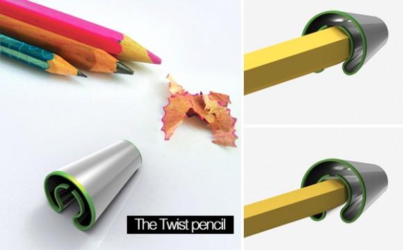 กบเหลาดินสอ The Twist จิ๋วแต่เจ๋ง