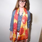 Pizza Scarf 3