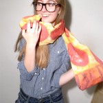 Pizza Scarf 6
