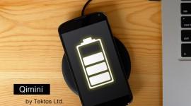 ชาร์จแบตแบบ Wireless ด้วย Qimini