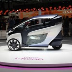 i-Road at 2013 geneva international motor show