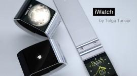 นาฬิกาข้อมือ iWatch แนวคิดนาฬิกาไฮเทค