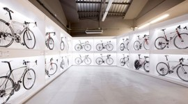 ร้านขายจักรยาน Pave bike ประเทศสเปน
