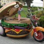 Hamburger Motorcycle 2