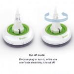 Twist or Unplug to Turn Off