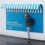 Rain Shelter Billboard