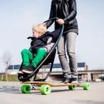 Longboard Stroller 4