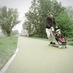 Longboard Stroller 6