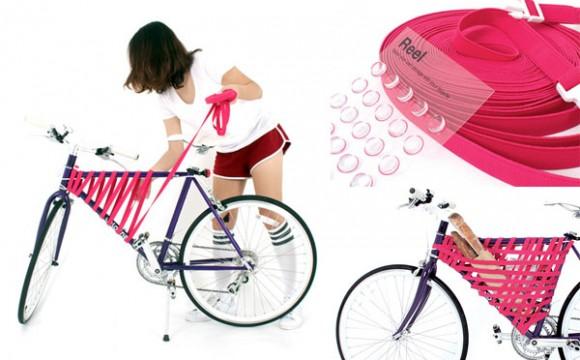 เฟรมจักรยานใส่ของได้ !!