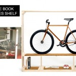 Bike Book Shoes Shelf 1
