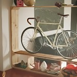 Bike Book Shoes Shelf 6