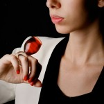 Wine Glass Ring 4
