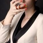 Wine Glass Ring 6