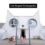 Cat Shaped Kindergarten 1