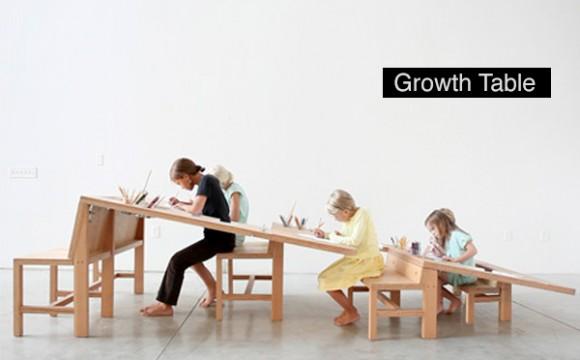 โต๊ะทำงาน Growth Table สำหรับทุกวัย