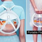 Portable Fish Bowls 1