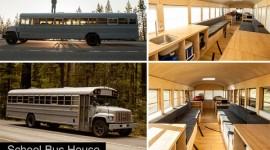 บ้านรถบัสสไตล์ Mobile Home