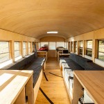School Bus House 4