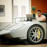 Lamborghini Desk 2