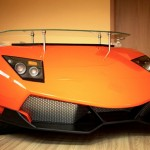Lamborghini Desk 3