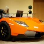 Lamborghini Desk 5