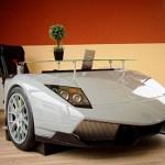 Lamborghini Desk 6