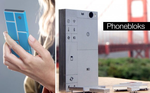 Phonebloks สมาร์ทโฟนรุ่นใหม่