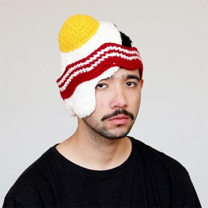 Bacon and Eggs Hat
