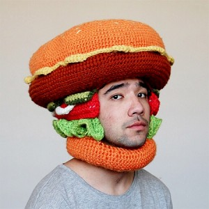Hamburger Hat