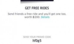 CODE UBER FREE 300 บาท วิธีนั่ง Uber ฟรีง่ายๆ ทำได้จริง