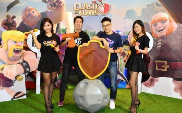 ฉลอง 5 ปี Clash of Clans เปิดตัวภาคภาษาไทยเป็นครั้งแรก!
